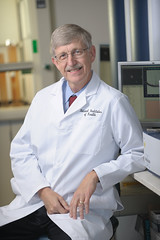 Francis Collins - foto NIH